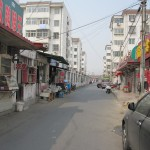 Side street in Huairou