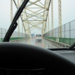 Wet bridge to Canada