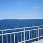 Lake Huron from ferry