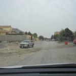 Sharjah side road