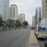 Abu Dhabi 5th street