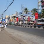 Calicut main street